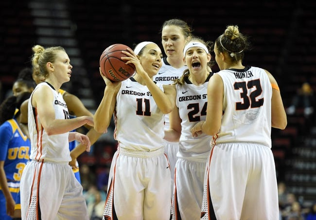 Oregon State vs. DePaul - 3/26/16 Women's NCAA Tournament Pick, Odds, and Prediction