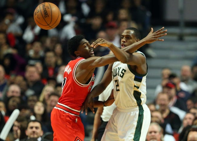 Bucks vs. Bulls - 4/3/16 NBA Pick, Odds, and Prediction