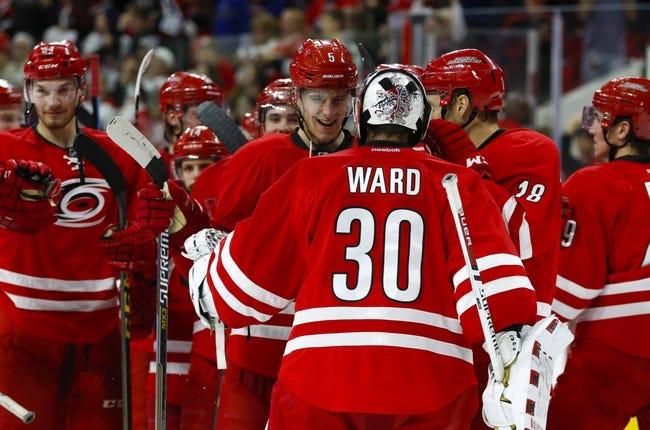 Ottawa Senators vs. Carolina Hurricanes - 11/1/16 NHL Pick, Odds, and Prediction