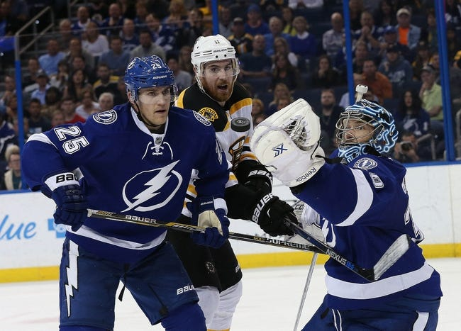 Tampa Bay Lightning vs. Boston Bruins - 11/3/16 NHL Pick, Odds, and Prediction