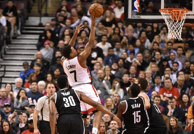 Raptors at Nets - 4/13/16 NBA Pick, Odds, and Prediction