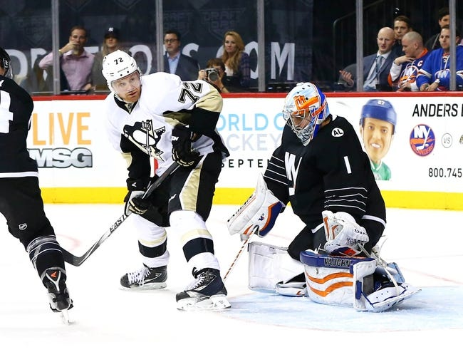 Pittsburgh Penguins vs. New York Islanders - 3/15/16 NHL Pick, Odds, and Prediction
