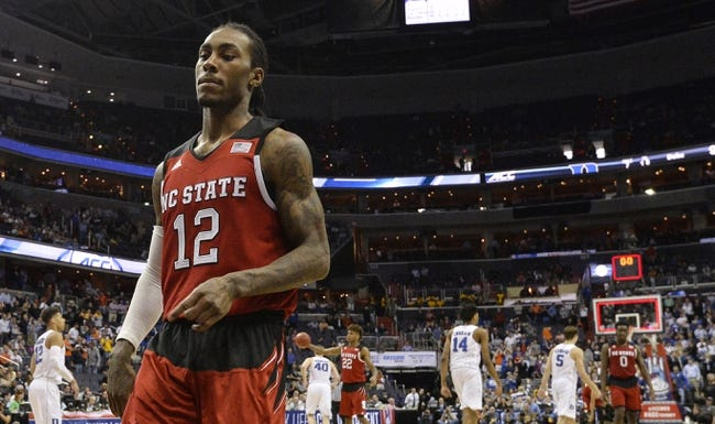 Creighton Bluejays vs. North Carolina State Wolfpack - 11/20/16 College Basketball Pick, Odds, and Prediction