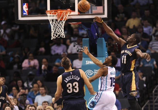 New Orleans Pelicans vs. Charlotte Hornets - 11/19/16 NBA Pick, Odds, and Prediction