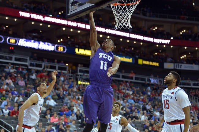 TCU Horned Frogs vs. Illinois State Redbirds - 11/21/16 College Basketball Pick, Odds, and Prediction