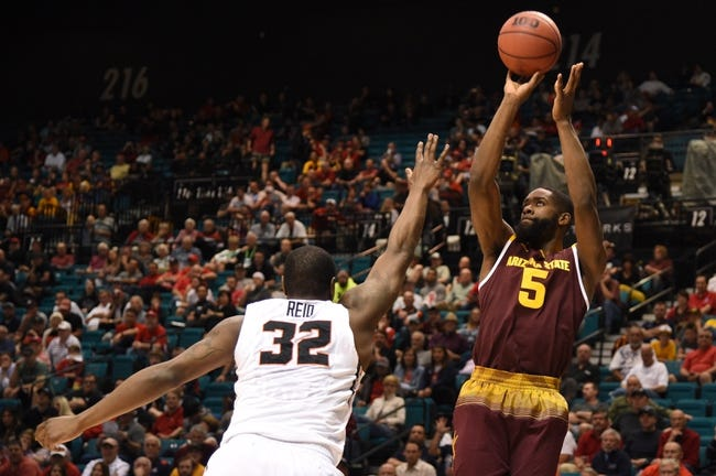 Arizona State Sun Devils vs. Portland State Vikings - 11/11/16 College Basketball Pick, Odds, and Prediction