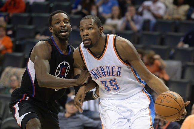 Thunder vs. Clippers - 3/31/16 NBA Pick, Odds, and Prediction
