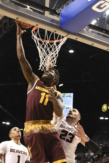 Arizona State Sun Devils vs. Cal Poly Mustangs - 11/13/16 College Basketball Pick, Odds, and Prediction