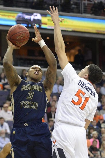 Georgia Tech Yellow Jackets vs. Houston Cougars - 3/16/16 College Basketball Pick, Odds, and Prediction