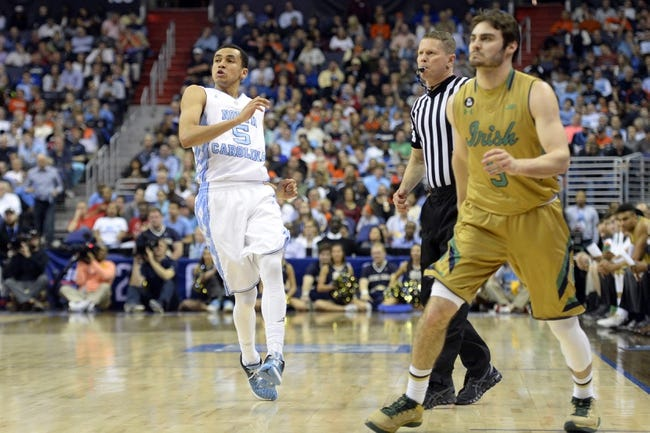 Notre Dame vs. North Carolina - 3/27/16 NCAA Tournament Pick, Odds, and Prediction