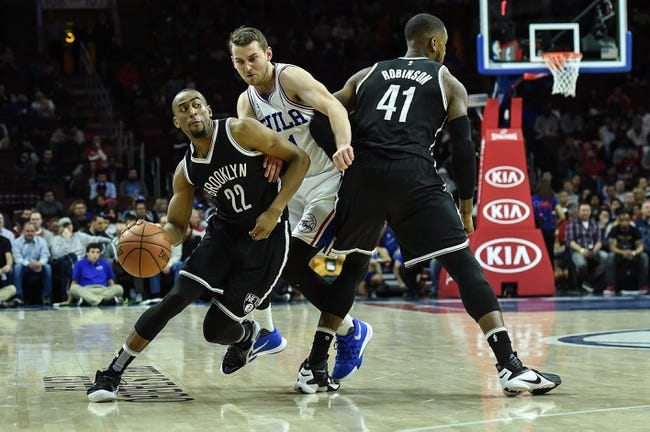 Nets vs. 76ers - 3/15/16 NBA Pick, Odds, and Prediction