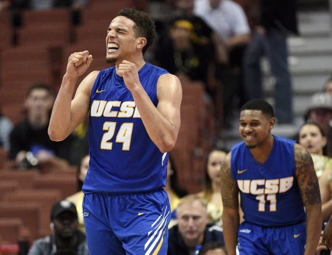 Hawaii vs. UC-Santa Barbara - 1/14/18 College Basketball Pick, Odds, and Prediction