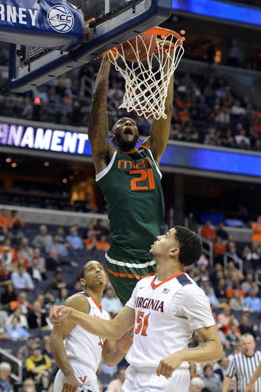Miami Hurricanes vs. Buffalo Bulls - 3/17/16 College Basketball NCAA Tournament Pick, Odds, and Prediction