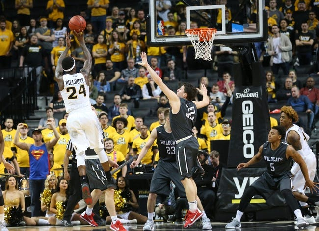 NCAA BB | Davidson Wildcats (13-10) at VCU Rams (15-10)