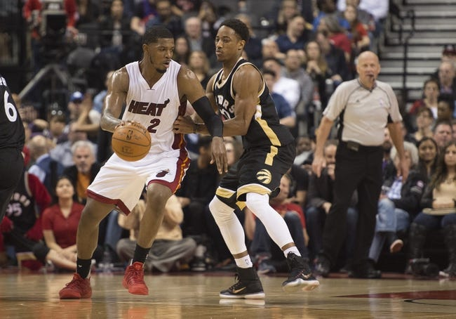 Heat at Raptors Game 1 - 5/3/16 NBA Pick, Odds, and Prediction