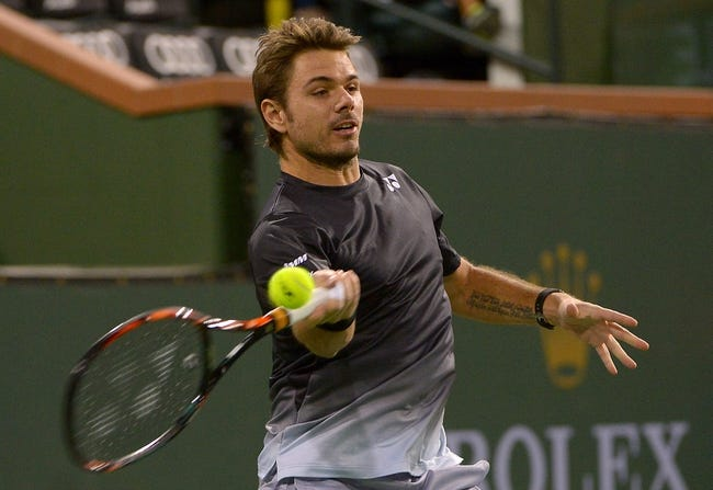 Stan Wawrinka vs. Albert Ramos-Vinolas 2016 French Open Quarterfinal Pick, Odds, Prediction
