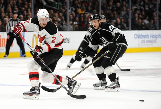 Los Angeles Kings vs. New Jersey Devils - 11/19/16 NHL Pick, Odds, and Prediction