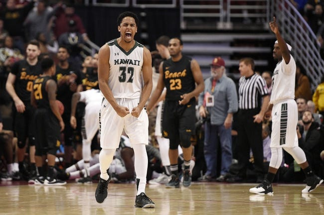 Long Beach State vs. Hawaii - 1/4/18 College Basketball Pick, Odds, and Prediction