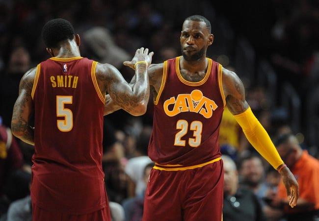 Orlando Magic vs. Cleveland Cavaliers - 3/18/16 NBA Pick, Odds, and Prediction