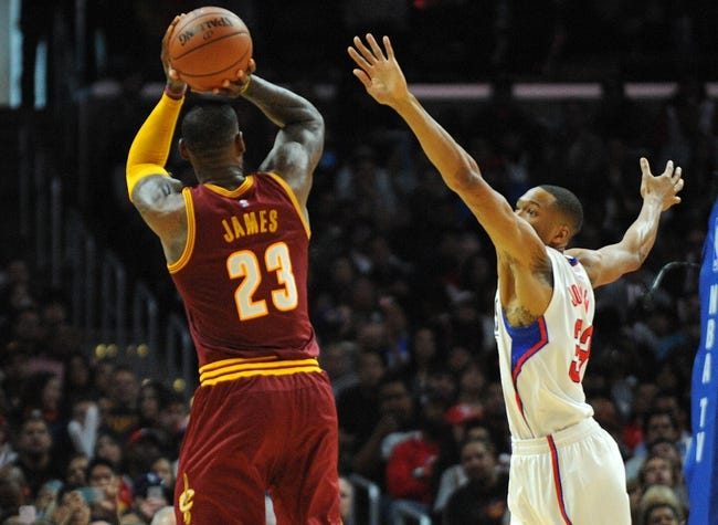 Cleveland Cavaliers vs. Los Angeles Clippers - 12/1/16 NBA Pick, Odds, and Prediction