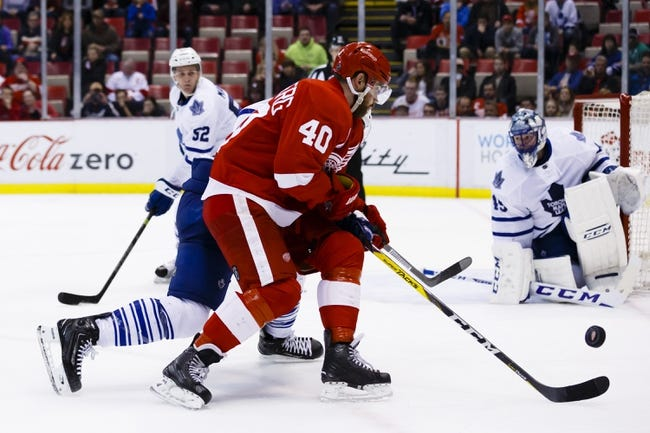 Toronto Maple Leafs vs. Detroit Red Wings - 4/2/16 NHL Pick, Odds, and Prediction