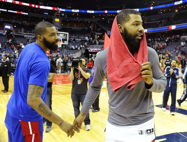 Pistons vs. Wizards - 4/8/16 NBA Pick, Odds, and Prediction