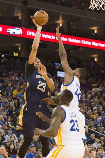 Golden State Warriors at New Orleans Pelicans- 10/28/16 NBA Pick, Odds, and Prediction