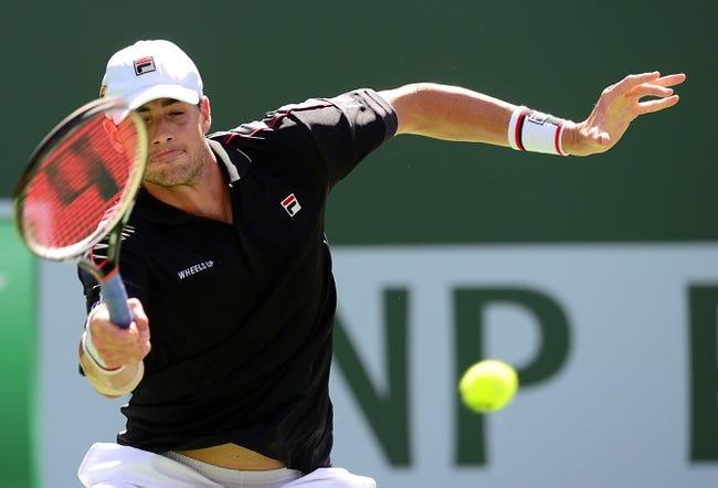 John Isner vs. Teymuraz Gabashvili 2016 French Open Pick, Odds, Prediction