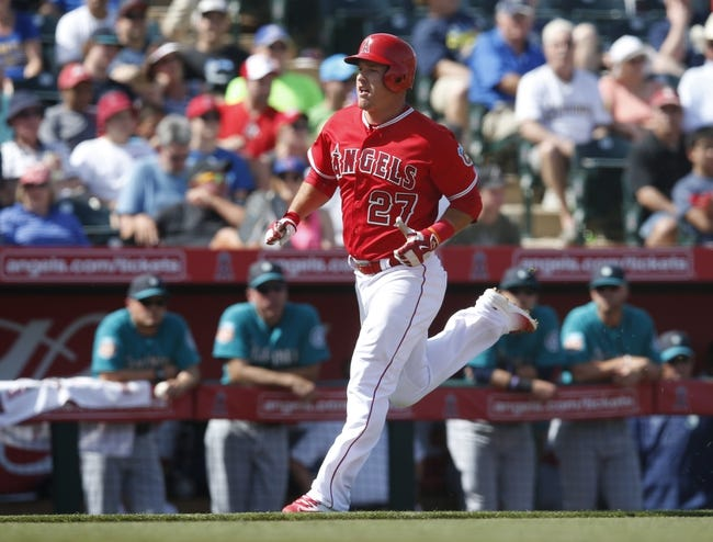 Los Angeles Angels vs. Seattle Mariners - 4/22/16 MLB Pick, Odds, and Prediction