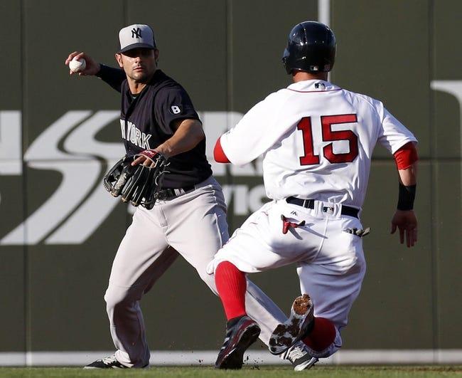 Boston Red Sox vs. New York Yankees - 4/29/16 MLB Pick, Odds, and Prediction