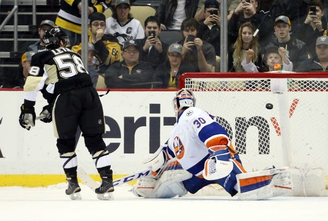 Islanders vs. Penguins - 4/2/16 NHL Pick, Odds, and Prediction