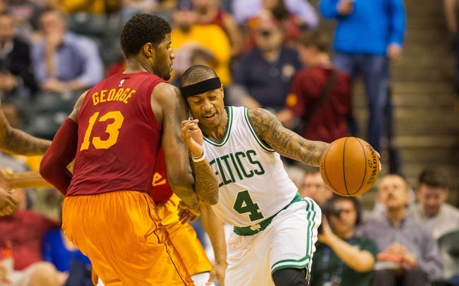 Indiana Pacers vs. Boston Celtics - 11/12/16 NBA Pick, Odds, and Prediction