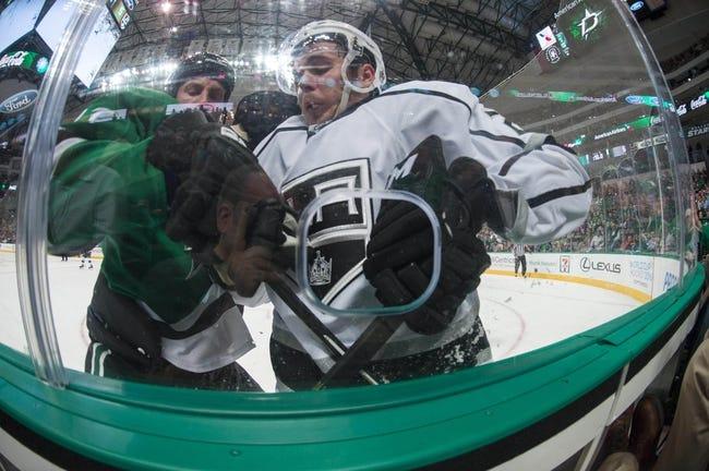Kings vs. Stars - 4/2/16 NHL Pick, Odds, and Prediction