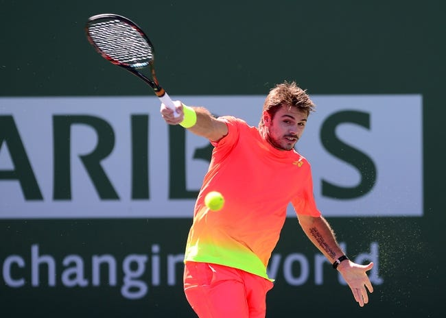 Stan Wawrinka vs. Taro Daniel 2016 French Open Pick, Odds, Prediction