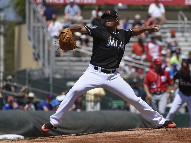 Marlins vs. Tigers - 4/5/16 MLB Pick, Odds, and Prediction