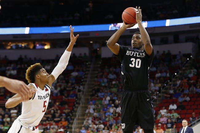 Butler vs. Norfolk State - 11/21/16 College Basketball Pick, Odds, and Prediction