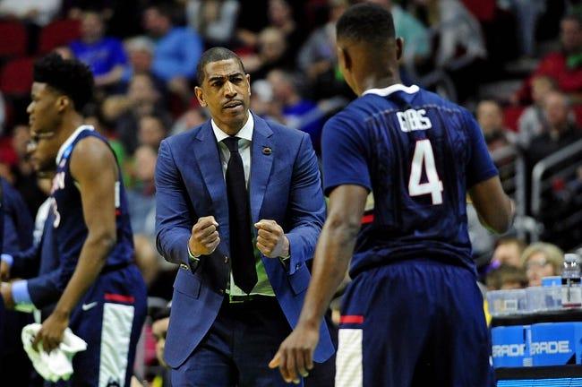 Kansas vs. UConn - 3/19/16 NCAA Tournament Pick, Odds, and Prediction