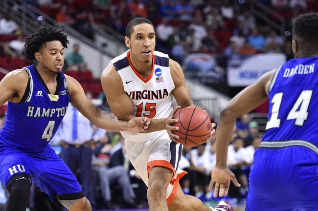 Virginia vs. Butler - 3/19/16 NCAA Tournament College Basketball Pick, Odds, and Prediction