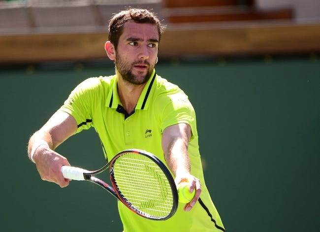 Marin Cilic vs. Steve Johnson 2016 Aegon Championships Quarterfinal Pick, Odds, Prediction