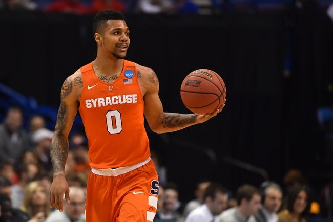 Syracuse vs. Middle Tennessee - 3/20/16 NCAA Tournament Pick, Odds, and Prediction