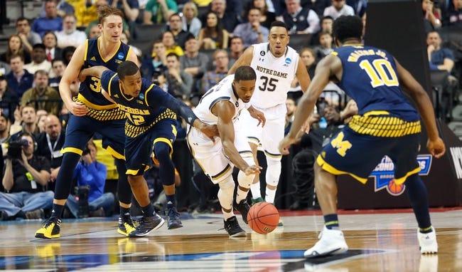 Stephen F. Austin vs. Notre Dame - 3/20/16 NCAA Tournament Pick, Odds, and Prediction