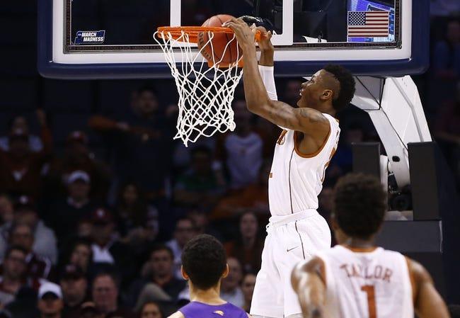 Texas vs. Texas-Arlington - 11/29/16 College Basketball Pick, Odds, and Prediction