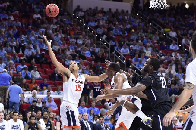 Virginia Cavaliers vs. Iowa State Cyclones Sweet 16 - 3/25/16 College Basketball Pick, Odds, and Prediction