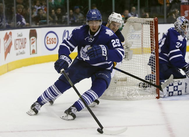 Sabres vs. Maple Leafs - 3/31/16 NHL Pick, Odds, and Prediction