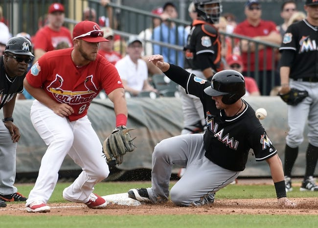 Cardinals vs. Marlins - 7/15/16 MLB Pick, Odds, and Prediction
