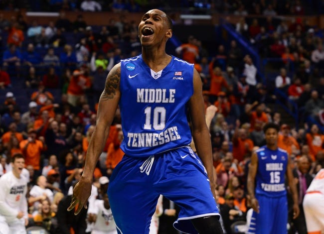 Middle Tennessee Blue Raiders vs. Toledo Rockets - 11/26/16 College Basketball Pick, Odds, and Prediction