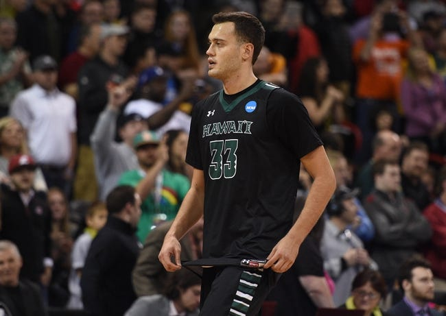 Hawaii vs. Prairie View A&M - 12/7/17 College Basketball Pick, Odds, and Prediction