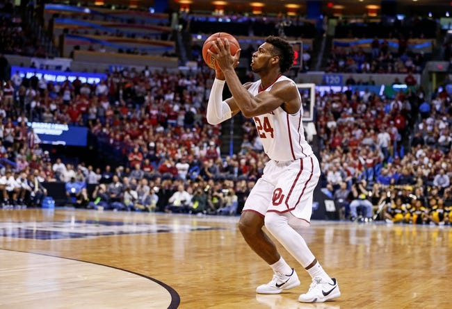 Oklahoma Sooners vs. Texas A&M Aggies - 3/24/16 College Basketball Pick, Odds, and Prediction