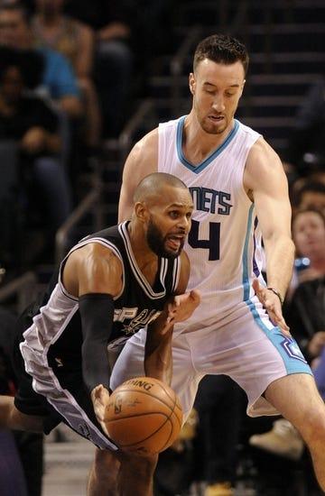 Charlotte Hornets vs. San Antonio Spurs - 11/23/16 NBA Pick, Odds, and Prediction