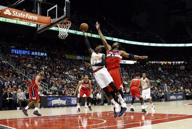 Wizards vs. Hawks - 3/23/16 NBA Pick, Odds, and Prediction